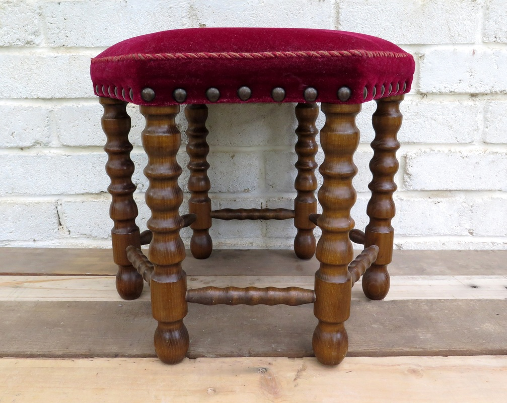 The bohemian Ruby Stool is available for hire for weddings and events in Adelaide and Barossa SA.