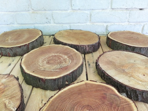 Wood Rounds to hire for weddings and events in Adelaide SA